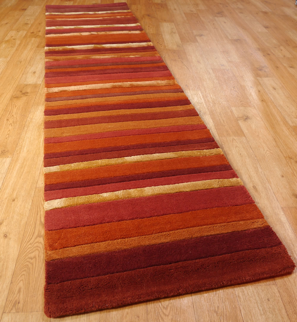 Orange Carpet Runner Vidalondon
