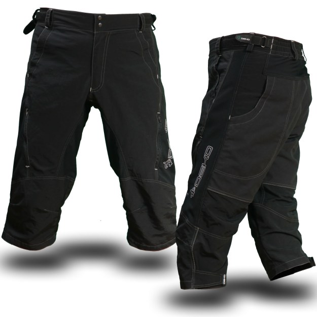 Nine O'Ones 3/4 Length MTB Shorts