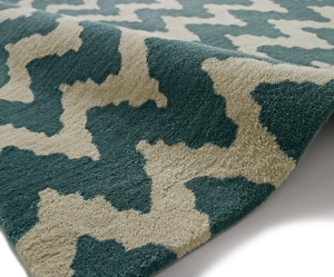 Cut Pile Hand Tufted Rug